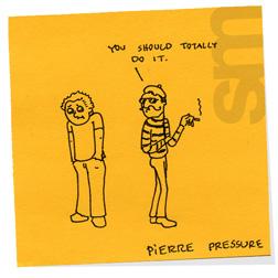 Pierrepressure