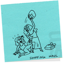 Shoppingmaul