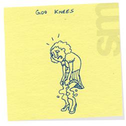 Gooknees
