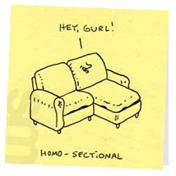 Homosectional