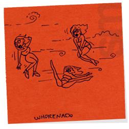 Whorenado