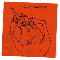 Uni-gluenicorn