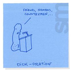 Dickoration