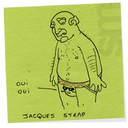 Jaquesstrap