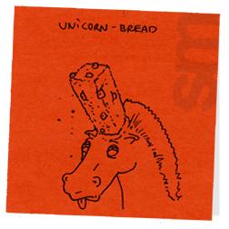 Uni-unicornbread