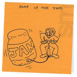 Pumpupthejam