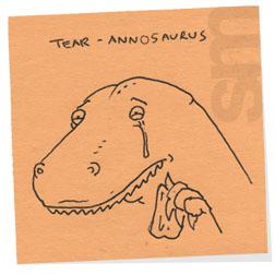 Tearannosaurus