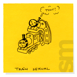 Trainsexual