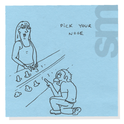Pickyournose