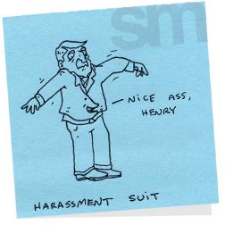 Harassmentsuit
