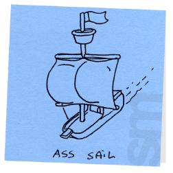 Butts-asssail