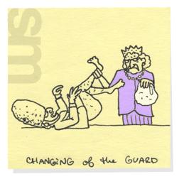 Changingoftheguard