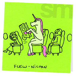 Uni-flewnicorn