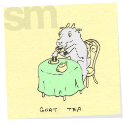Goattea