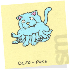 Cat-octopuss