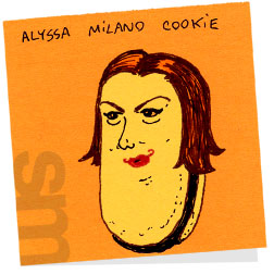 Alyssamilanocookie