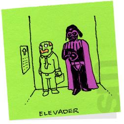 Elevader