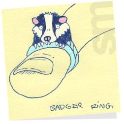 Badgerring