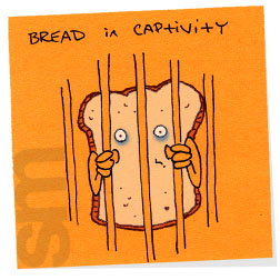 Breadincaptivity