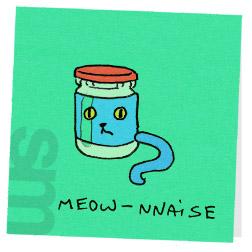 Cat-meownnaise