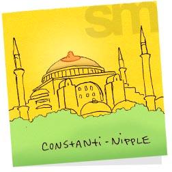 Constantinipple