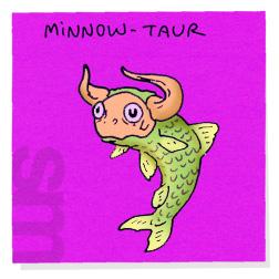 Minnowtaur
