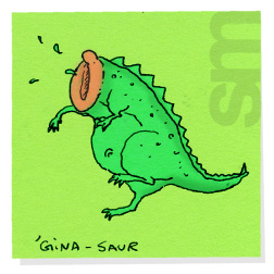 Ginasaur