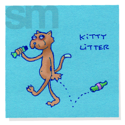 Cat-kittylitter