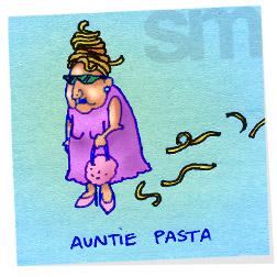 Aunt-auntiepasta