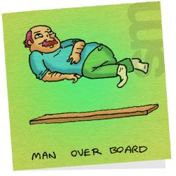 Manoverboard