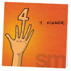 4finger