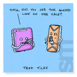 Texttiles
