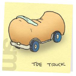 Toetruck