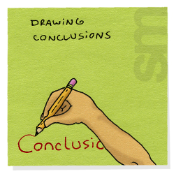 Drawingconclusions