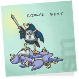 Crowsfeat