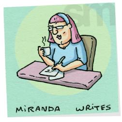 Mirandawrites