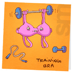 Trainingbra