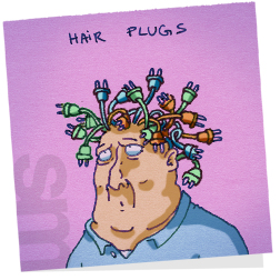Hairplugs