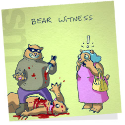 Bearwitness