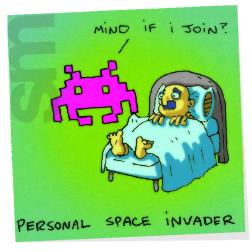 Personalspaceinvader