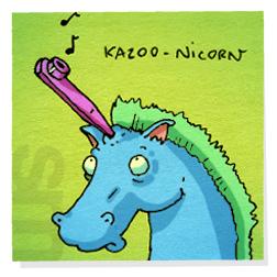 Uni-kazoonicorn