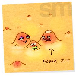 Poppazit