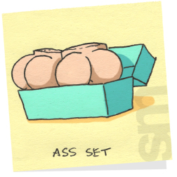 Butts-assset