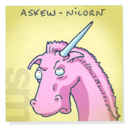Uni-askewnicorn