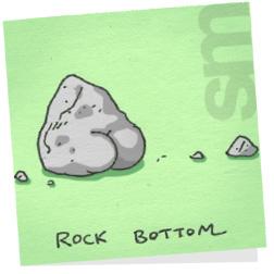 Butts-rockbottom