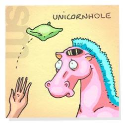 Uni-unicornhole