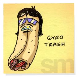 Gyrotrash