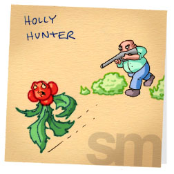 Hollyhunter