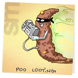 Poolooting