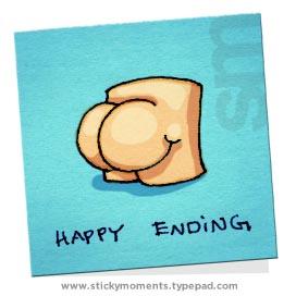 Butts-happyending